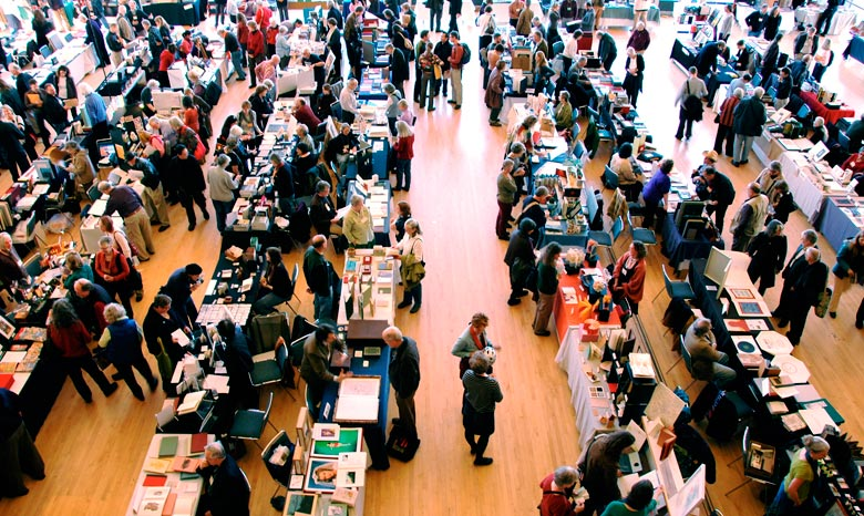 Last year's Codex Book Fair