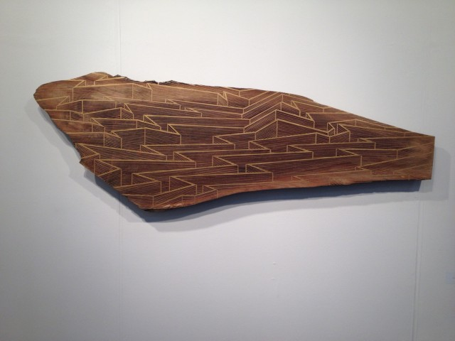Jason Middlebrook at Lora Reynolds Gallery
