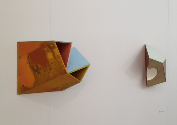 Garth Evans at Johannes Vogt Gallery