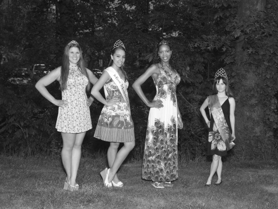 Alec Soth, 'Miss Model Contestants', 2012