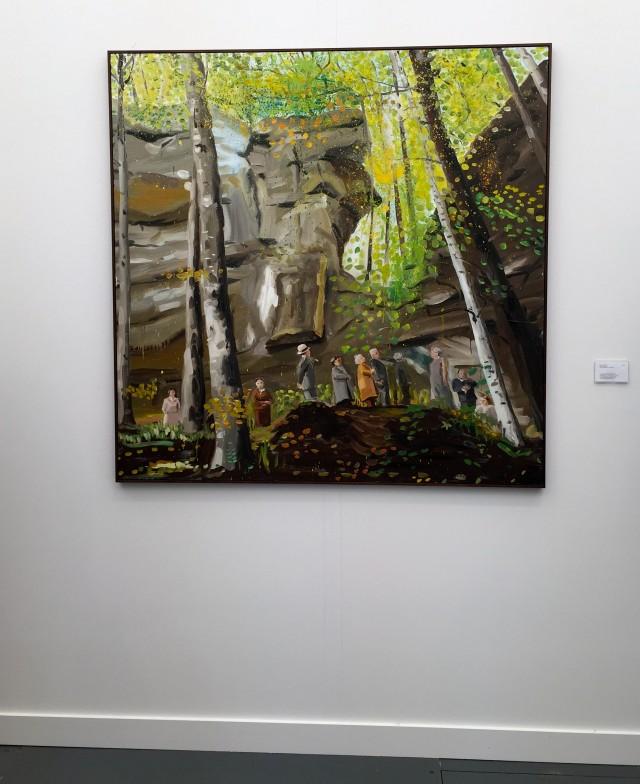 Anna Bjerge at Galerie Magnus